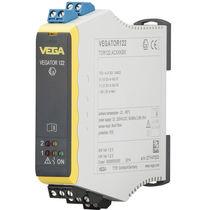 Condizionatore di segnale su guida DIN / a 2 vie / per rilevamento di livello