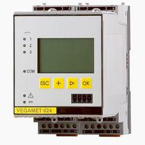 Condizionatore di segnale su guida DIN / digitale / 4-20 mA / per rilevamento di livello