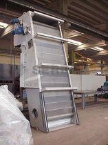 Griglia a gradini / per trattamento delle acque reflue / fine