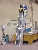 Griglia a barre / per trattamento delle acque reflue / grossolana