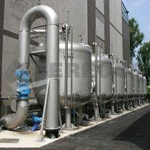 Unità di filtrazione a carboni attivi / per polvere