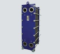 Scambiatore di calore a piastre a doppia parete / liquido / liquido / compatto / con manutenzione minima