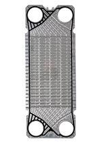 Scambiatore di calore a piastre / liquido / liquido / a flusso libero