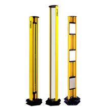 Colonna a pavimento per barriera fotoelettrica