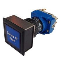 Pulsante unipolare / elettromeccanico / standard