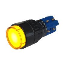 Indicatore luminoso montato su pannello / IP40 / rotondo