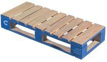 Semi-pallet in legno / euro / da trasporto