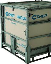Cisterna IBC in plastica / pieghevole / di stoccaggio