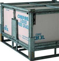 Cassa-pallet in polipropilene / per l'industria alimentare / di stoccaggio / da trasporto