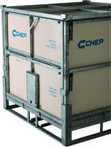 Cisterna IBC in polipropilene / per l'industria agroalimentare / di stoccaggio