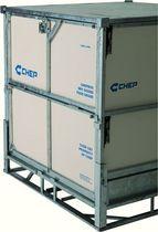 Cisterna IBC in metallo / per prodotti sfusi