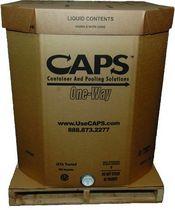 Cassa in cartone / per applicazioni farmaceutiche / per prodotti alimentari