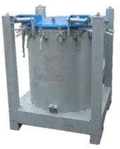 Cassa in metallo / di stoccaggio / da trasporto / per catalizzatori