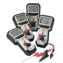 Tester della resistenza e della continuità di isolamento / portatile / ad uso industriale
