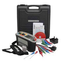 Tester per impianto elettrico / multifunzione / ad uso industriale