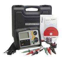 Tester combinato RCD / di impedenza circuito / pieni