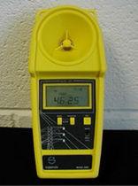 Apparecchio di misura di freccia / portatile / per linea elettrica aerea