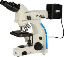 Microscopio per ispezione / a videocamera digitale / metallurgico / dritto