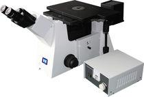 Microscopio da laboratorio / a videocamera digitale / invertito / metallurgico