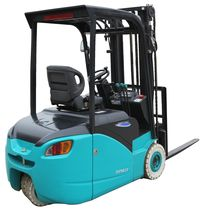 carrello elevatore elettrico 3 ruote 1 500 - 2 000 kg | SWFE series SUNWARD INTELLIGENT EQUIPMENT CO.,LTD.