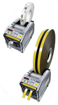 distributore elettronico di nastro adesivo  electronic tape dispenser LOHMANN The Bonding Engineers