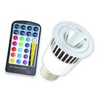 lampadina a LED multicolore con telecomando 5 W Eneltec (Shanghai) Co., Ltd.