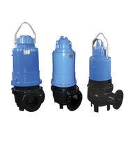pompa sommersa per acque reflue in ghisa WQ DeTech Pumps Company Ltd.