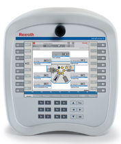 quadro di comando e di visualizzazione mobile IndraControl VEH 30 Bosch Rexroth - Electric Drives and Controls