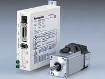 servomotore elettrico AC brushless compatto E Panasonic Electric Works Corporation of America