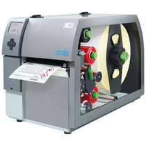 stampante di etichette multi-colori max. 300 dpi | XC series cab Produkttechnik GmbH &amp; Co KG
