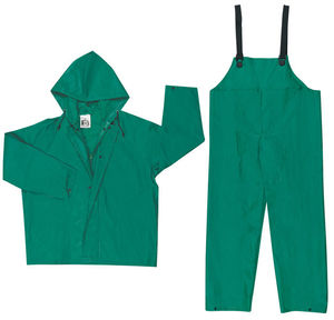 Abbigliamento da lavoro impermeabile e traspirante