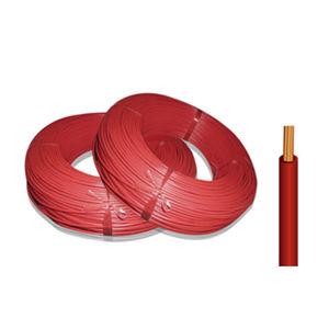 Filo elettrico isolato / elastico / in PVC
