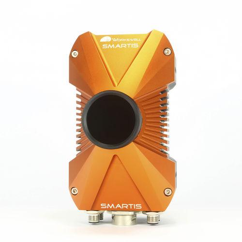 telecamera intelligente / per acquisizione di immagini termiche / di visione per macchina industriale / LWIR