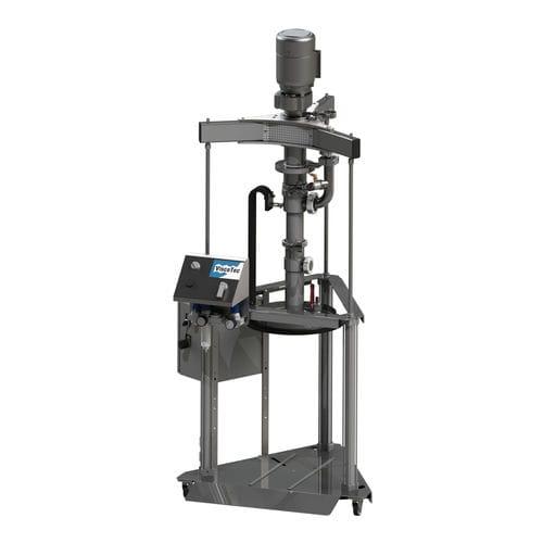 sistema di svuotamento per liquidi / per l'industria agroalimentare / per l'industria cosmetica / per l'industria farmaceutica