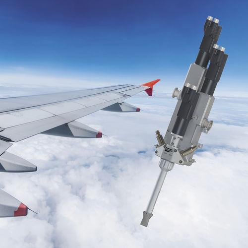 miscelatore-dosatore per applicazioni aeronautiche - ViscoTec Pumpen- u. Dosiertechnik GmbH
