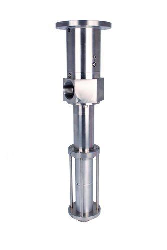 pompa di dosaggio / per colla / a vite eccentrica / per fluidi ad alta viscosità
