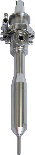 sistema di dosaggio per prodotti ad alta viscosità / volumetrico / con pompa volumetrica / da laboratorio
