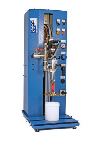 sistema di svuotamento per fusti / per container / per prodotti ad alta viscosità / di bariletti