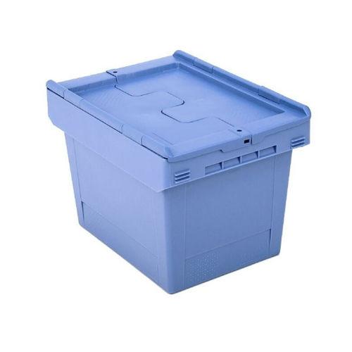 cassetta in plastica / per riordino / con impugnature / con coperchio