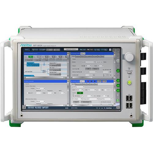 Analizzatore di rete di comunicazione / di qualità di energia / benchtop / ad alte prestazioni MP1900A Anritsu