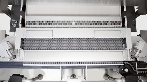 sistema di carico e scarico per l'industria farmaceutica / automatico