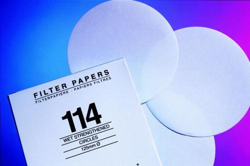 Filtro per liquidi / a vuoto / per vuoto / di carta max. ø 500 mm Whatman