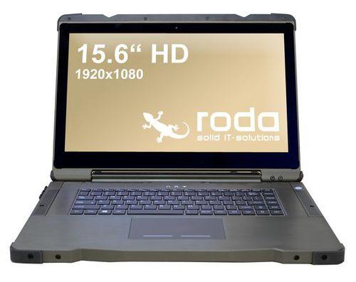 computer portatile industriale / Intel® Core™ i7-3667U / Intel HD Graphics 4000 / Windows 7