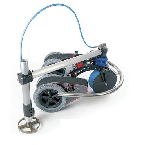 Robot di pulizia ad alta pressione RJE-1000 CombiJet