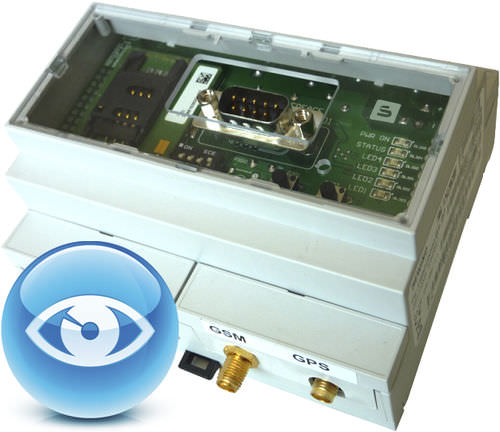 Modulo di comunicazione GPRS REWIND S.I.C.E.S.