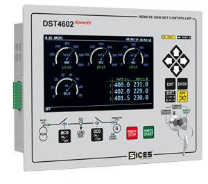 Controllore di gruppo elettrogeno DST4602 remote S.I.C.E.S.