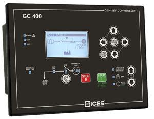 Controllore di gruppo elettrogeno GC400 S.I.C.E.S.