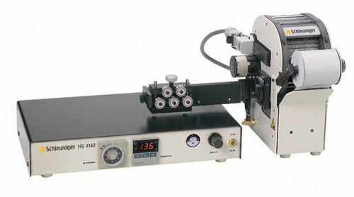 macchina di marcatura a caldo / benchtop / di cavi