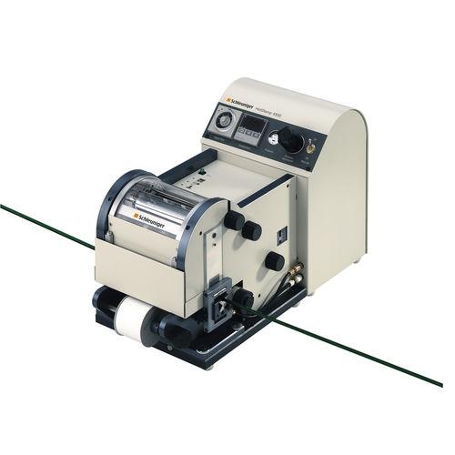 macchina di marcatura a caldo / benchtop / compatta / di cavi