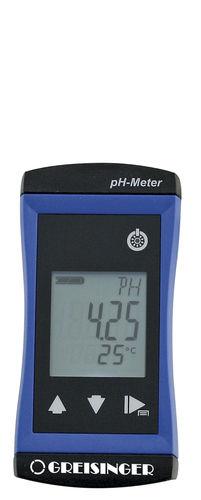 pHmetro portatile / di processo / da laboratorio / di acqua pura